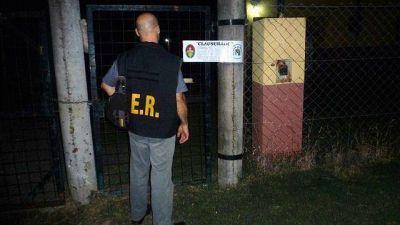 La Polic�a dispuso el cierre de un prost�bulo en La Paz