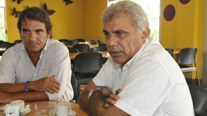 Peñaloza: Si Mestre avanza en la licitación habrá problemas serios