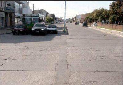 Avenida 75: el martes solicitarán ante Nación la continuidad de los trabajos