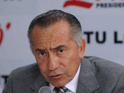 Murió Lino Oviedo en un siniestro aéreo en Asunción