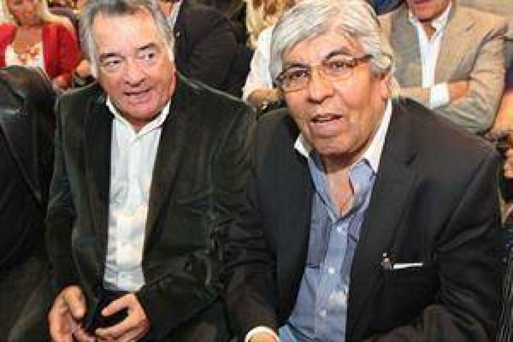Barrionuevo pide a Caló que renuncie para unir a las CGT