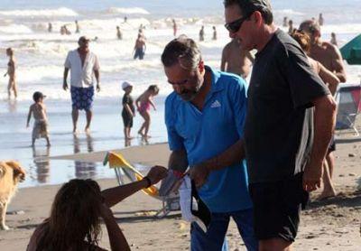 Interna UCR: De Rege prometió mas y mejor presencia en El Cóndor