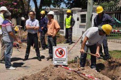Agua potable para el barrio Las Cabañas