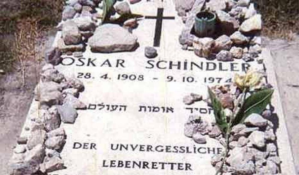 Encuentran copia de la lista de Schindler