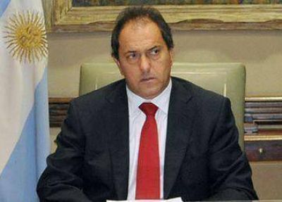 "El Gobernador volvió a pedir por la ""Copa"""