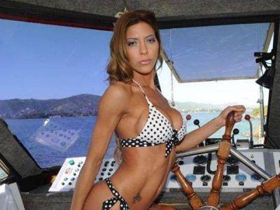 Murió la modelo Julieta Gómez