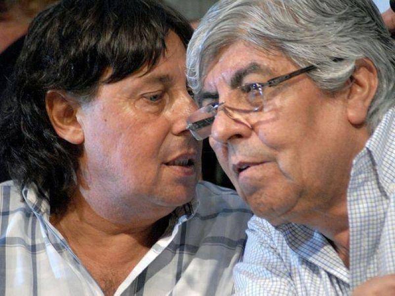 Moyano y Micheli se reúnen hoy para analizar el panorama gremial