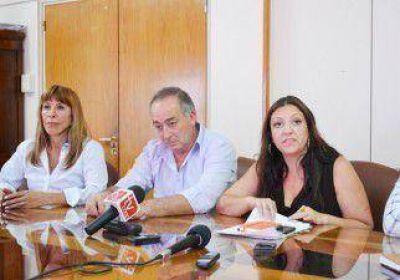Soledad Martínez, muy dura con los ocupantes