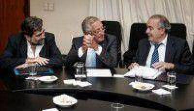 Fellner destacó el respaldo presidencial a la reactivación de la obra pública en Jujuy