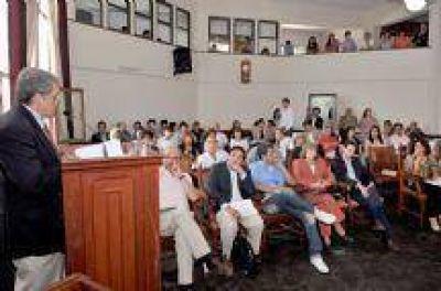 El Frente Plural, el FPV y el Frente Salteño apoyaron el impuestazo municipal