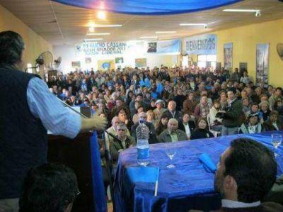 El PL sumó 21.210 afiliados a su padrón