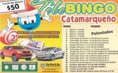 El FCS presentó denuncia penal por el Telebingo