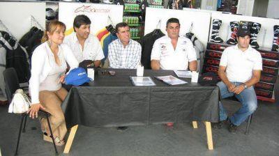 """Se presentó el Rally Cross Country Gran Premio """"Desafío de la Costa"""""""