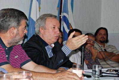 """Peralta: """"El nuevo gabinete está casi definido"""""""