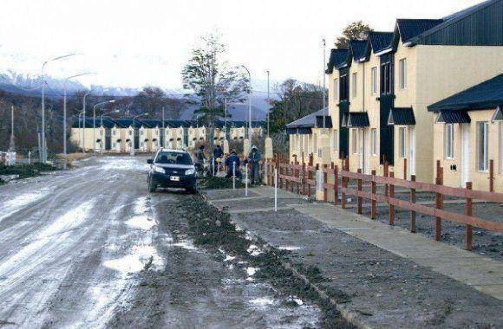 Se aguardan los fondos nacionales para iniciar las obras de viviendas de 2013