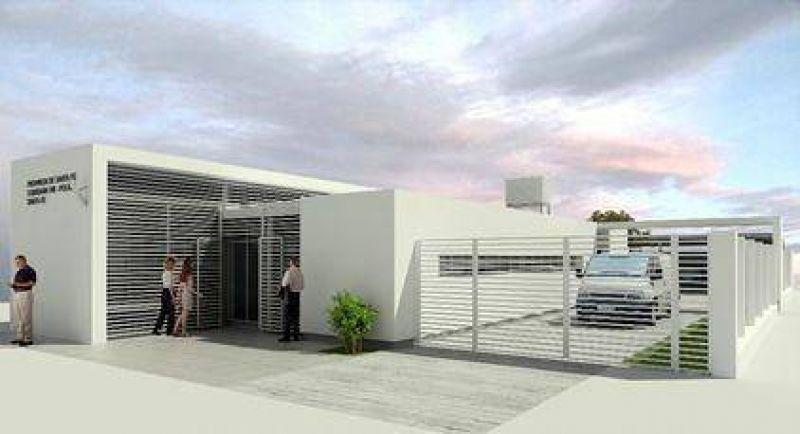 Presentan el proyecto para construir la subcomisaría 8va.