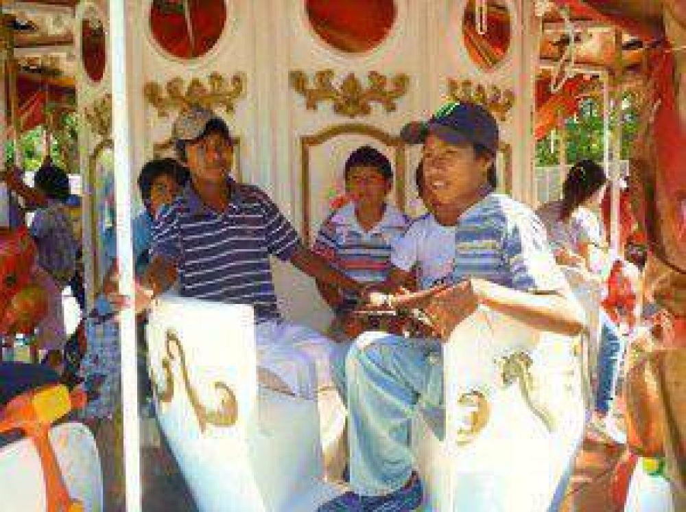 """""""Conociendo mi Formosa"""", ahora con niños del Namqom"""