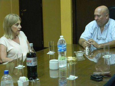 Liliana Fellner dijo que hay que apoyar al sector tabacalero porque genera empleo