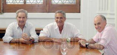 Solá y Eseverri, en los primeros pasos de una alianza con Massa como figura