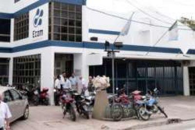 Trabajadores de Ecom reclaman por conflictos con el Directorio