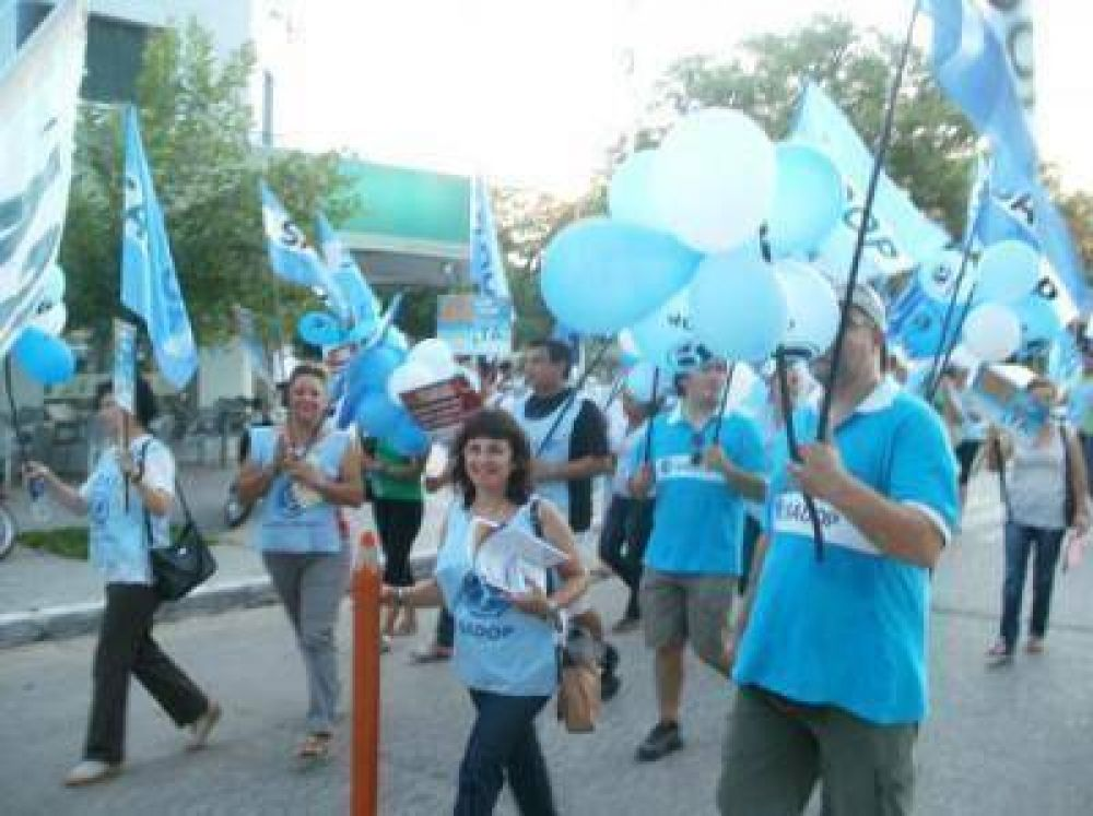 SADOP denunció la inequidad que viven los docentes privados