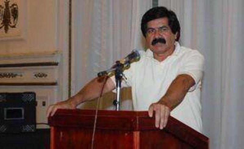 Luis Chocobar particip� como invitado en el confederal del Movimiento Tranversal.