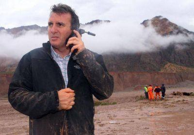 Aludes: Paco Pérez dirigió en la alta montaña los operativos de rescate