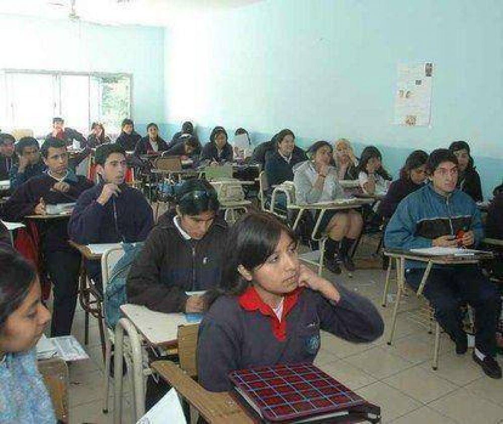 En Salta, casi el 14 por ciento de los alumnos repiten el año