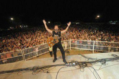 Exitoso comienzo del 41º Festival Provincial del Melón en Candelaria