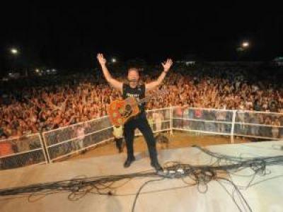 Comenzó el Festival del Melón en Candelaria