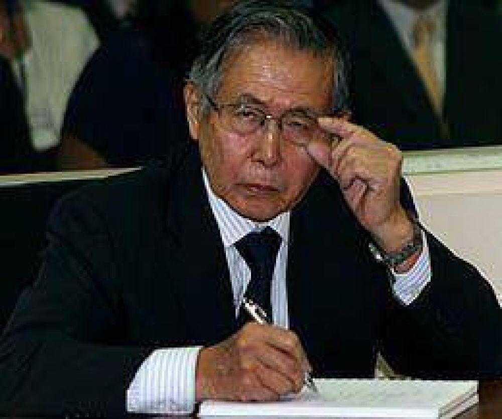 Perú: condenaron a 25 años de prisión a Fujimori por violaciones a DDHH