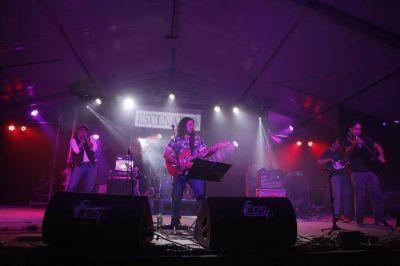 La Manzana rock desplegó su mejor repertorio