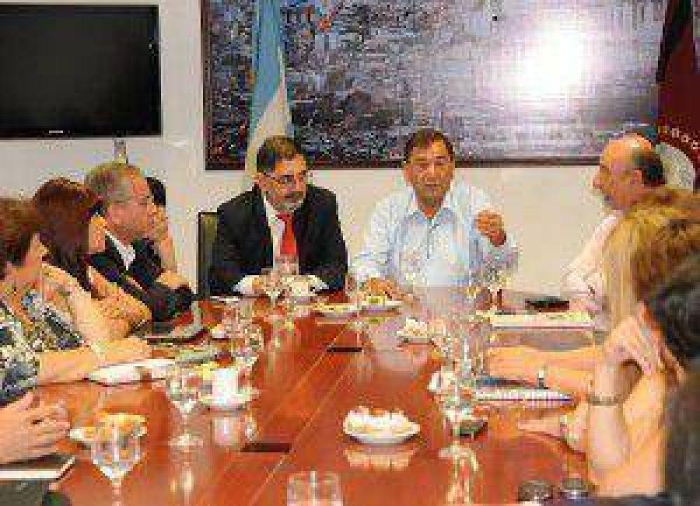 Convenio de Cooperación e Integración: el Intendente Jorge firmó un acuerdo con su par de Salta