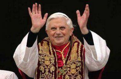 La Diócesis de Río Gallegos destacó el gesto de Benedicto XVI