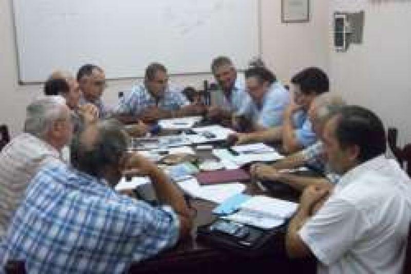 Los Consorcios Camineros planifican sus actividades para el 2013