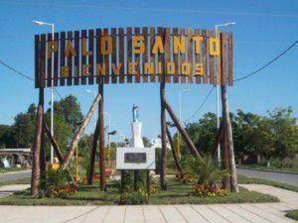 Aprietes a sindicalistas municipales en HCD de Palo Santo