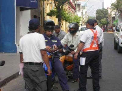 Un centenar de vehículos secuestrados el fin de semana