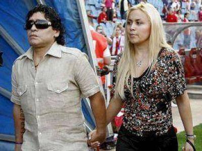 Nació el hijo de Maradona y Verónica Ojeda