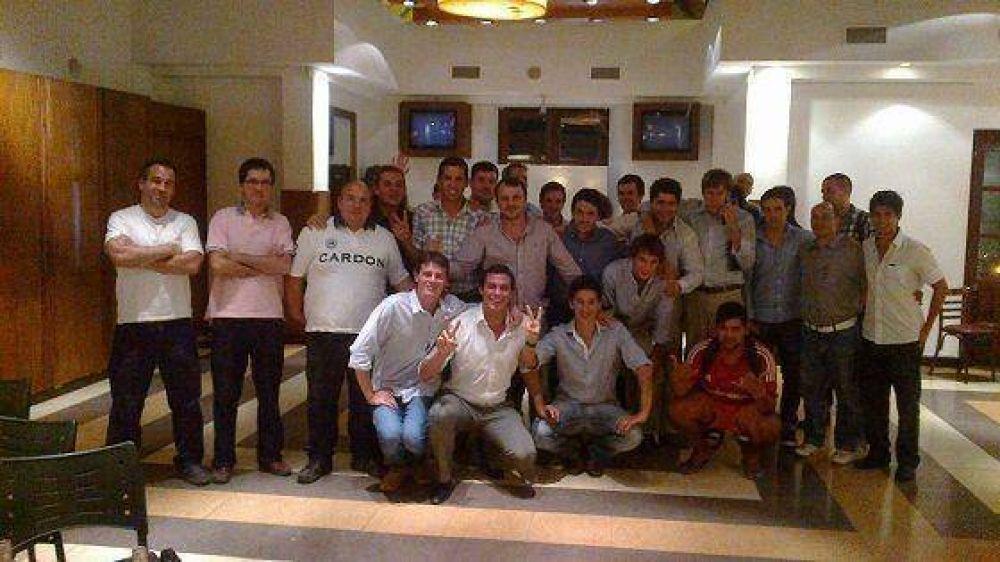 La Agrupación Jóvenes x Scioli programa su agenda para 2013