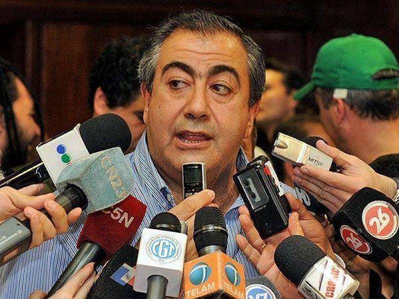 """La CGT Alsina advirtió que no permitirá que haya """"techos"""" a las paritarias"""
