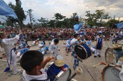 Los carnavales se vivieron en Ituzaingó