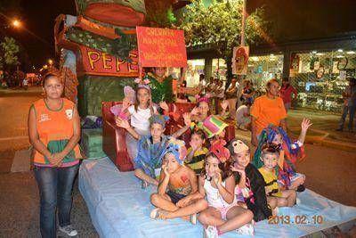 Balance más que  positivo tras el  cierre de los  carnavales locales