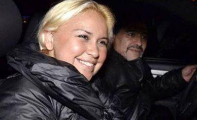 Nació Diego Fernando, el hijo de Verónica Ojeda y Diego Maradona, que reconocerá su paternidad vía Embajada