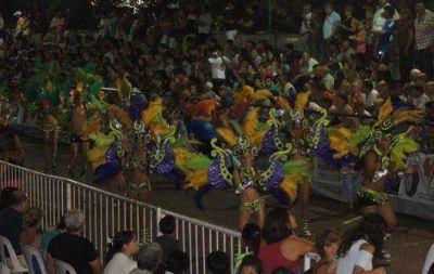 Más de 55 mil personas pasaron por los Carnavales de Chivilcoy