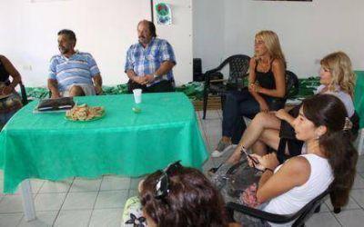 Primera reunión del Espacio de Kolina Educativo