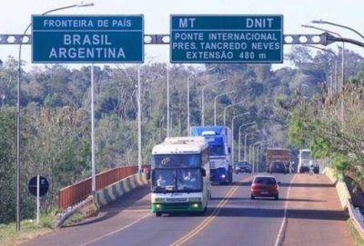 Más de 150 mil personas cruzaron el puente Iguazú-Foz el fin de semana