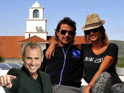 Pedro Alfonso, mano a mano con Rial, confirmó el embarazo de Paula