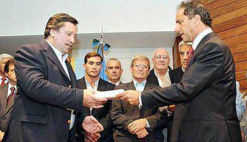 Mar del Plata y las comunas de la región firmaron su adhesión al Fondo Solidario
