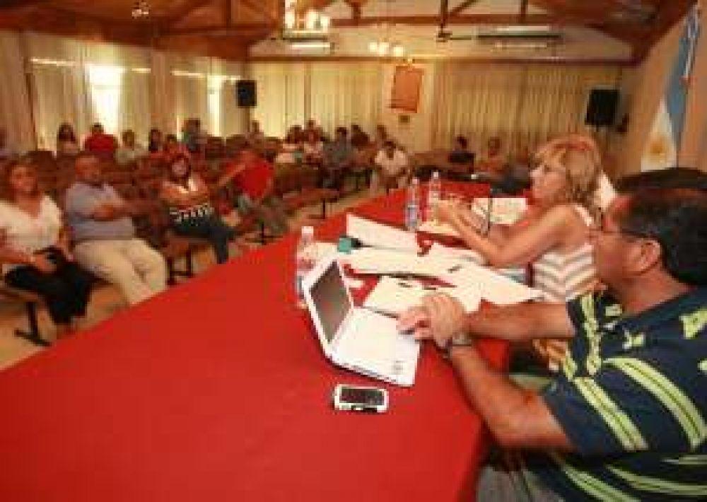 Los docentes de UDAP ya hablan de realizar medidas de fuerza