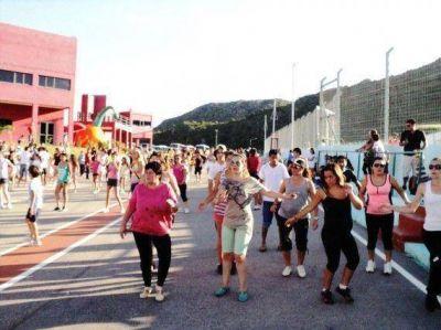 En la cuenta regresiva para el Carnaval de Río en San Luis 2013 se realiza un nuevo ensayo general